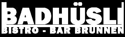 Badhüsli Bistro - Bar Brunnen